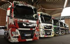IAA Hannover 2014 - MAN Tattoo Truck > Peter Maffay < (BonsaiTruck) Tags: man tattoo hannover peter camion trucks xxl airbrush iaa lorries lkw künstler maffay nutzfahrzeuge arttruck tgx