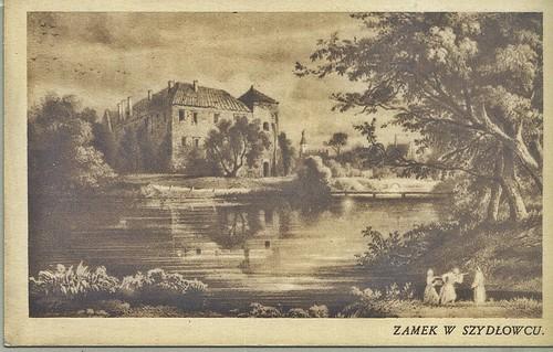 Zamek Szydłowiecki, lata 20-te XX w.