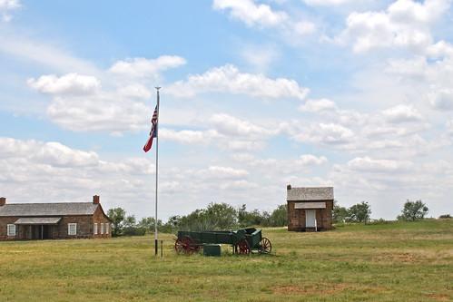 Fort Chadbourne Parade Ground