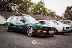 Unphased Sept Meet (Anthony Seed) Tags: canon eos estate northwest personal september german bmw static preston modified 1855mm custom houghton touring e30 individual 3series 2014 500d unphased carclub theboatyard monthlymeet