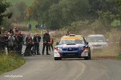 East Belgian Rally 2014 (Ronny Baert) Tags: east belgian rally subaru impreza s12b wrc 07