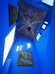 Restaurante 2 -Sousse- (bcnfoto) Tags: bcnfoto zuiko olympus azul restaurante sousse tunez