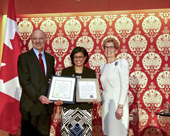 Premier Kathleen Wynne celebrated Nowruz at the Ismaili Centre in Toronto. (Ontario Liberal Caucus) Tags: moridi coteau zimmer agakhan iranian nowruz