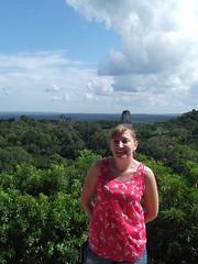 Tikal, Guatemala (rylojr1977) Tags: jungle rainforest tikal mayans ruins guatemala centralamerica ancient city tourism rebelbase starwars yavin movielocation people