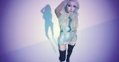 LOTD 111 (Melly Clarrington (Fever Pitch Blog)) Tags: emilyc portrait secondlife secondlifephotography runawayhair moonelixir female dancing