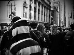 St. Patrick's Day Parade Crowd (Will.Mak) Tags: willmak newyork newyorkcity nyc olympus em1markii leicadgsummilux25f14 stpatricksdayparade