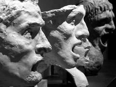 Fury (nartenimages (Battling deadlines, bear with me)) Tags: antoinebourdelle paris sculptures fureur fury furore guerra war guerre parigi bourdellemuseum muséebourdelle