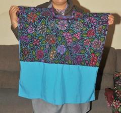 Zinacantan Chiapas Maya Huipil Mexico (Teyacapan) Tags: textiles mexican chiapas maya huipils clothing embroidered flowers flores