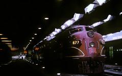 Rock Island F7 677 (Chuck Zeiler) Tags: rock island crip ri f7 677 railroad emd locomotive chicago train chz