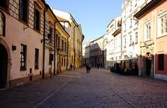 DSCF0074a_jnowak64 (jnowak64) Tags: poland polska malopolska cracow krakow krakoff ulicakanonicza kamienice architektura historia wiosna mik