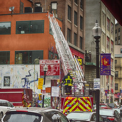 Ladder 17--Tyler St Crop (PAJ880) Tags: chinatown boston ma bfd fire department storefronts city urban ladder 17 firefighter