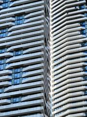 Condos, Toronto, Ontario (duaneschermerhorn) Tags: toronto ontario canadaarchitecture building skyscraper structure highrise architect modern contemporary modernarchitecture contemporaryarchitecture