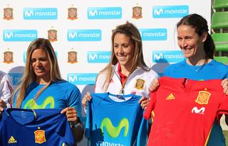 Movistar une a la vela y el fútbol femeninos