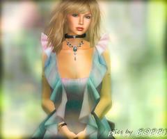 Poppy in Pastel (Poppys_Second_Life) Tags: popi popikone popikonesadventuresin2l popisadventuresin2l 2l secondlife virtualphotography poppy picsbyⓟⓞⓟⓟⓨ sl pastels