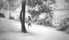rushing to meet, and not to meet_ (RoS_Roll over Shape_) Tags: dream sogno run corsa natura nature paesaggio movimento bw