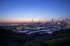 (rexlee410) Tags: 佳能 上水 風景 landscape 日落 sunset 馬草壟 canon247028 5dmarkiv 5d4 canon hongkong