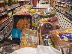 Irish Mackerel Fillets.. (Michael C. Hall) Tags: shopping basket trolley chariot supermarket market shop store groceries vegetables meat food