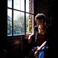 Photo of Day 2 of #100photosin100days Meet my muse @spenlesley. My beautiful gf at #Erddig #nationaltrust  #DSLR #CanonD6 #photooftheday #retrospective #photographer #portrait