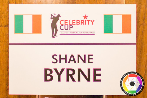 Celebrity Cup 2015 held at Celtic Manor in Wales (July 4th & 5th)