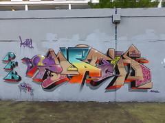 Snatch graffiti, Stockwell (duncan) Tags: graffiti snatch stockwell