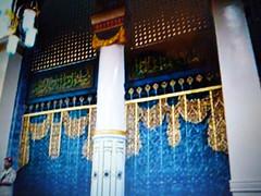 Tomb Of Prophet Mohamed (Pbuh),  Madinah (Iqbal Osman1) Tags: middleeast mosque holy saudiarabia madinah