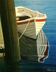 ATHdinghy (tonyhenjel) Tags: art port artist paintings tony oil variety douglas henjel