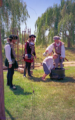 20140621 020.jpg (ctmorgan) Tags: court stocks gaol drubbing pillory assize concannonrenaissancefaire