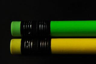 Team Colours, Green & Yellow. (Explore 23/06/2014)