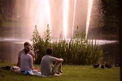 Wilhelminapark, Utrecht.001 (George Ino) Tags: sunset sun utrecht nederland thenetherlands zon wilhelminapark earlyevening niceweather sundawn georgeino vroegeavond georgeinohotmailcom