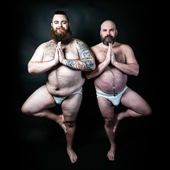 bear-birthday-gay-girlfriend-takes-black-cock