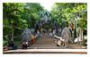 Cambodia  -  Phnom Kulen  -  Sacred Mountain (AlainBadoual) Tags: mountain asia cambodge cambodia north siem reap sacred angkor phnom banteay srei kulen koulen កម្ពុជា