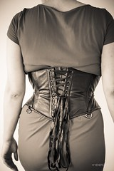 IMG_4760-2 (Venefice) Tags: leather fetish sewing corset underbust corsetry cuir corsetmaker waisttrain venefice