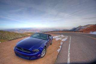 Mustang_Pike_Peak_Corner