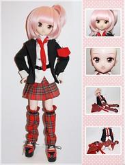 FS MDD Subota - Hinamori Amu (kmori) Tags: doll ebay dream mini dd dollfie sell fa fs wts mdd dollfiedream
