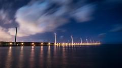 _DSC1641 (G.R.Chen) Tags: sky cloud night zeiss sony taiwan taichung apsc nex7 carlzeisstouit12mm nightsky