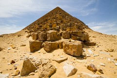 Centuries (Universal Stopping Point) Tags: corner sand desert pyramid stones side egypt cairo darshur