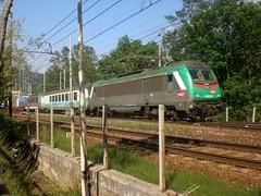 Salbertrand, Luglio 2014 (633massimo) Tags: torino valle stazione susa afa sncf ferrovia modane salbertrand e436 captrain