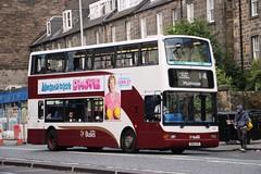 DENNIS Trident SLF Plaxton President - Lothian Buses (scotrailm 63A) Tags: buses coaches lothian