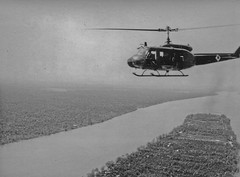 3 of 14--Enroute to LZ for daylight op (Lance & Cromwell back from a Road Trip) Tags: 1969 vietnam helicopters mekongdelta mekong vietnamwar dinhtuong dinhtuongprovince