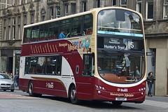 Lothian Buses - SN11 EAF (peco59) Tags: volvo wright gemini lothian psv pcv lothianbuses wrightbus lothianregionaltransport b9tl sn11eaf