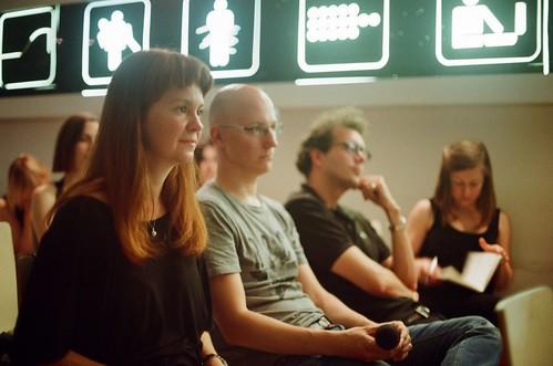 Sophistry @ MaMa :: 27-29/06/2014 :: Oxana Timofeeva, Gregor Moder, Alexi Kukuljevic
