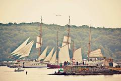 Home is where the wind blows (lesoco) Tags: sailing ships windjammer kiel gorch fock woche kieler friedrichsort