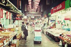 Kanazawa + Market | Japan, July 2014 (Sebastien BERTRAND) Tags: japan canon market streetphotography streetphoto march japon kanazawa photoderue eos40d  canon40d fotomato sebfotomato sbastienbertrand sebastienbertrand