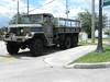 U.S. Army Truck (traveling around) Tags: truck army us war unitedstates florida fl foreign veteran vfw lakewales