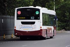 152 (Callum's Buses & Stuff) Tags: bus buses edinburgh lothian eclips madder lothianbuses b7rle madderandwhite madderwhite sn57dcf