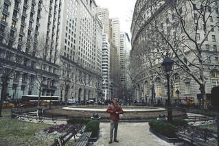 Daniel in NYC edited by Mitch