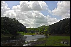 HDR at Sanjay Gandhi National Park, Mumbai (Yash Savla) Tags: lake seascape landscape hdr hdri