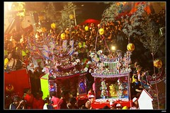nEO_IMG_DP1U7388 (c0466art) Tags: city light sea people water beautiful festival night last canon wonderful fire scenery tour view 14 year watch chinese ceremony deep taiwan july visit attractive activity custom lunar keelung goast 2014 1dx c0466art
