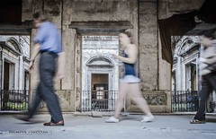 I fantasmi del palazzo...Palace's ghosts... (Peppis) Tags: nikon ghost sicily palermo fantasma sicilia peppis