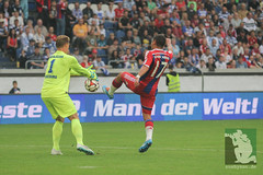 """Vorbereitungsspiel MSV Duisburg vs. FC Bayern Muenchen • <a style=""""font-size:0.8em;"""" href=""""http://www.flickr.com/photos/64442770@N03/14712876364/"""" target=""""_blank"""">View on Flickr</a>"""